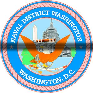 Naval District Washington - Command insignia of Naval District Washington