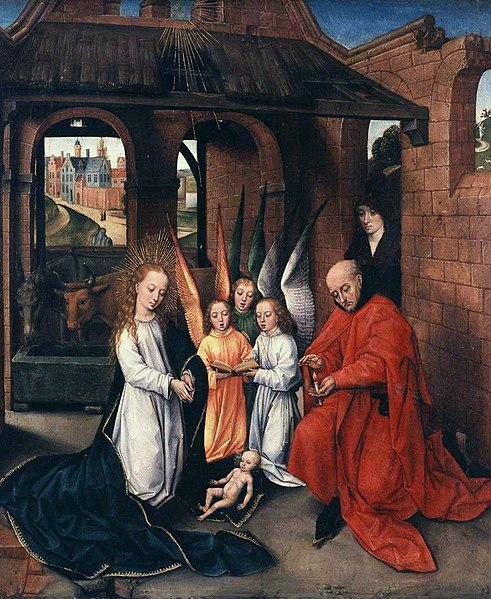 The Master of the Prado Adoration of the Magi