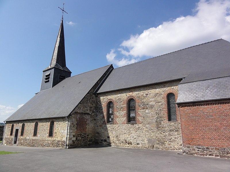 Neuve-Maison (Aisne) église