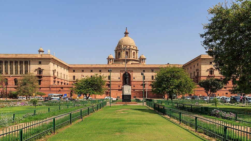 New Delhi government block 03-2016 img6
