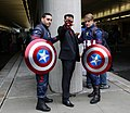 New York Comic Con 2016 - Cap & Stark (30145052481).jpg