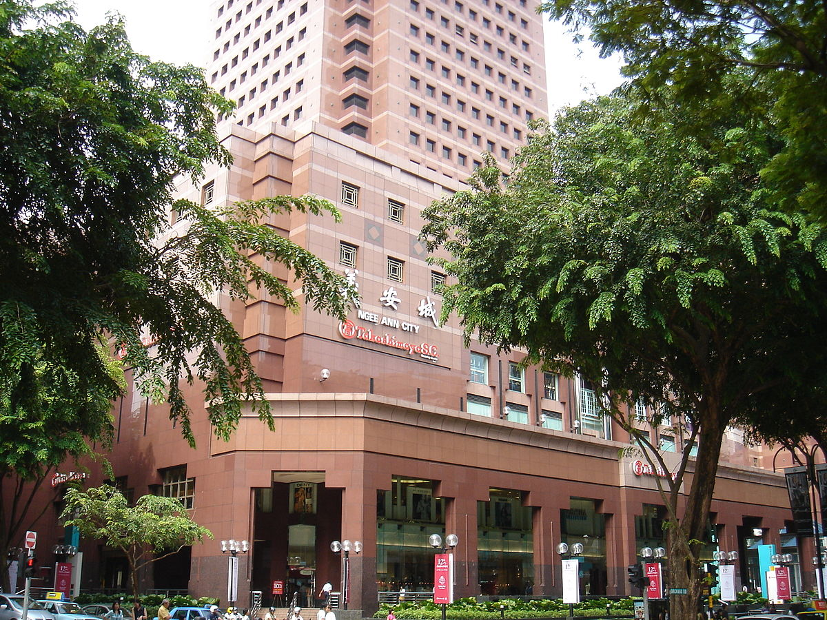 Ngee Ann City - Wikipedia