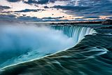 Niagara Falls before sunrise.jpg