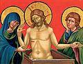 Nicolò Semitecolo Pieta. c. 1370. Carzago (Brescia), Fondazione Luciano e Agnese Sorlini.jpg