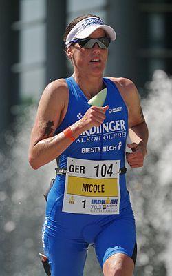 Nicole Leder Ironman 70.3 Austria 2012