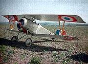 Nieuport 23 C.1 (colour)