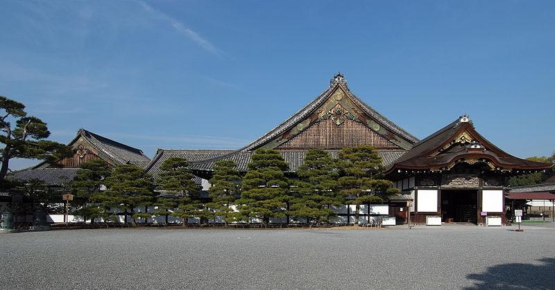 File:Nijo-jo Ninomaru-goten 2009.jpg