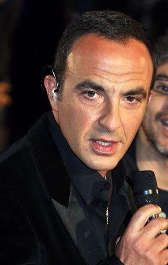 Nikos Aliagas - Nikos Aliagas in 2012