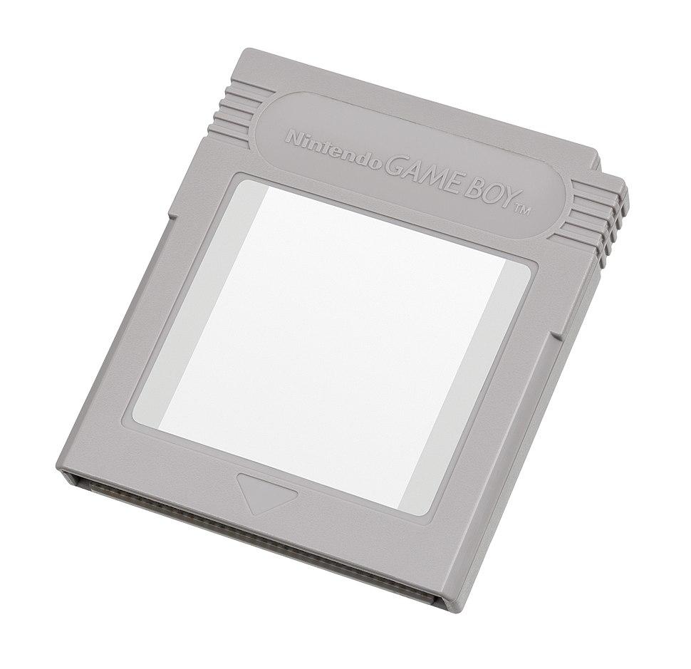 Nintendo-Game-Boy-Cartridge