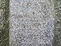 Nisko - pamiątkowy kamień w parku miejskim-2.jpg