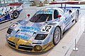 Nissan R390 GT1 (1998) front-left 2012 Nissan Global Headquarters Gallery.jpg