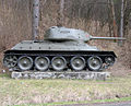 Nizna Pisana Tank T34.jpg