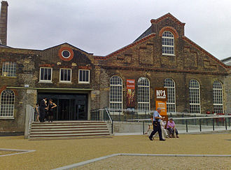 Chatham Historic Dockyard - No.1 Smithery, Chatham Historic Dockyard