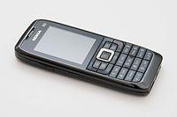 Nokia E51 Phone Black Nero Schwarz 2.jpg