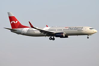Nordwind Airlines - Nordwind Airlines Boeing 737-800