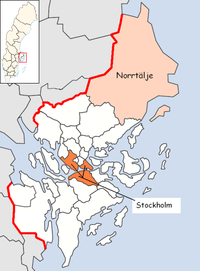Norrtälje Municipality in Stockholm County.png