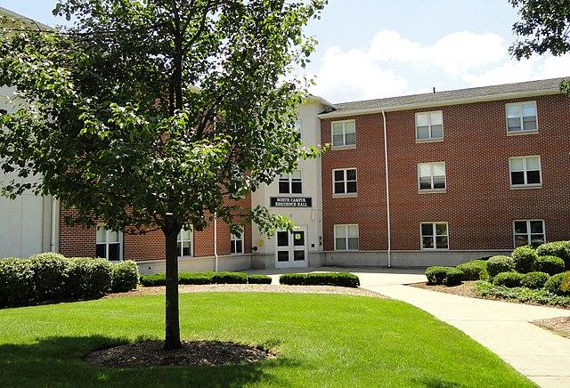 North Campus Residence Hall Dorm Room Rwu