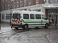 North West Ambulance Service Renault Master minibus, 27 November 2009.jpg