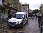File:Northern Constabulary Pipe Band in Inverness City Centre Scotland (6024928219).jpg