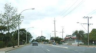 Northfield, South Australia - Grand Junction Road, Northfield