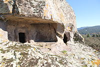 Nughedu Santa Vittoria - Necropoli di Arzolas de Goi (08).JPG