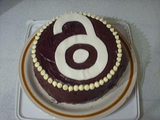 Open Access Week - Image: OA cake 1 (5091180896)