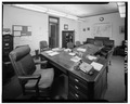 OFFICE, ROOM 423 - U.S. Courthouse, 620 Southwest Main Street, Portland, Multnomah County, OR HABS ORE,26-PORT,7-20.tif