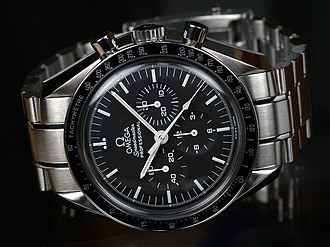 Swiss Space Office - After elaborate testing, the Swiss Omega Speedmaster Professional watch became certified for NASA space missions in 1965 and was used by the first people on the moon