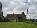 Oast House at Elm Hill Farm, High Street, Hawkhurst, Kent - geograph.org.uk - 331689.jpg