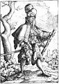 Obrist der Landsknechte, 2. Hälfte des 16. Jahrhunderts.jpg