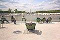 Octagonal basin of Jardin des Tuileries, 14 April 2011.jpg