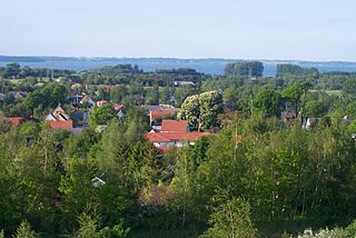 Ølsted, Halsnæs Municipality Village in Denmark