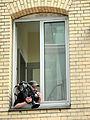 Oerlikon - 'Gleis 9' während der Gebäudeverschiebung 2012-05-23 16-00-03 (P7000).JPG