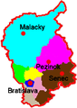 Okresy kraj Bratislava Slovakia.png