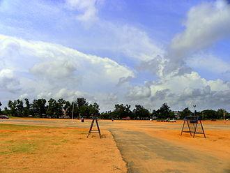 Quilon Aerodrome - Image: Old Airport, Kollam