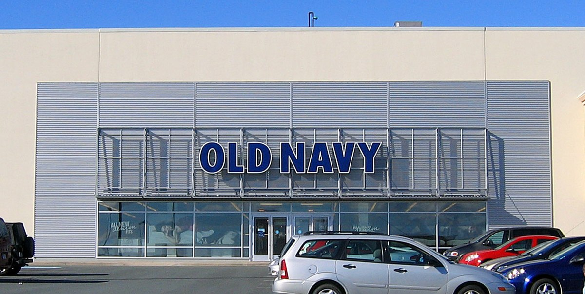 Old Navy is perhaps best known for its denim collection including Old Navy rockstar jeans, clothing featuring the Old Navy logo including leggings, Old Navy shorts, as well as its line of graphic tees. But this retailer also has a swim shop, a tee shop with fashionable tees & tanks and a getaway shop that features easy peasy essentials and 80%().