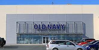 Old Navy - An Old Navy store in Bayers Lake Business Park, Halifax, Nova Scotia