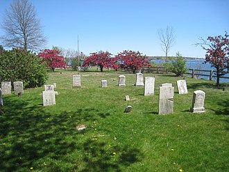 Southern Maine Community College - Old Settlers Cemetery