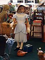 Old doll-mannequin with old clothes pic1.JPG