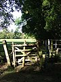 Old gate - geograph.org.uk - 1000670.jpg