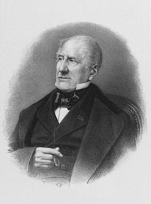 Pierre-Antoine Lebrun - An older Pierre-Antoine Lebrun.