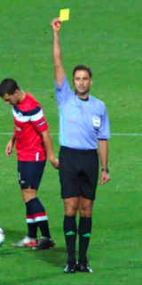 Olegário Benquerença Portuguese football referee