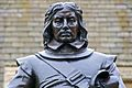 Oliver Cromwell Statue top.jpg