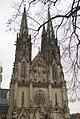 Olomouc Wenceslav Cathedral 1892 Gustav Meretta I.jpg