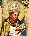 Oltář třeboňský, sv.Augustin (detail).jpg