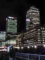 One Canada Square from The Ledger Building, Canary Wharf, London 02.jpg