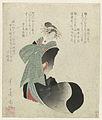 Onoe Kikugorô III in de rol van een courtisane-Rijksmuseum RP-P-1991-542.jpeg