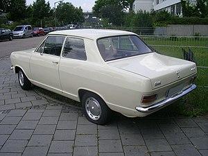Opel Kadett B Automatic