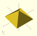 Openscad-polyhedron-squarebasepyramid.png
