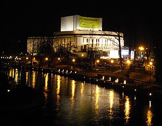Camerimage - Camerimage 2011 in Opera Nova (Bydgoszcz)